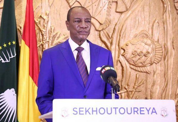DRAME AU LIBERIA : COMMUNIQUE DE LA PRESIDENCE