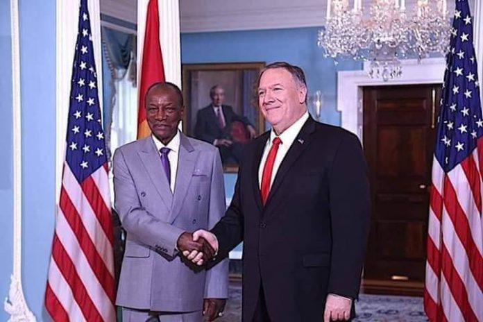 Les Etats-Unis soutiennent une « transition de pouvoir régulière et démocratique »