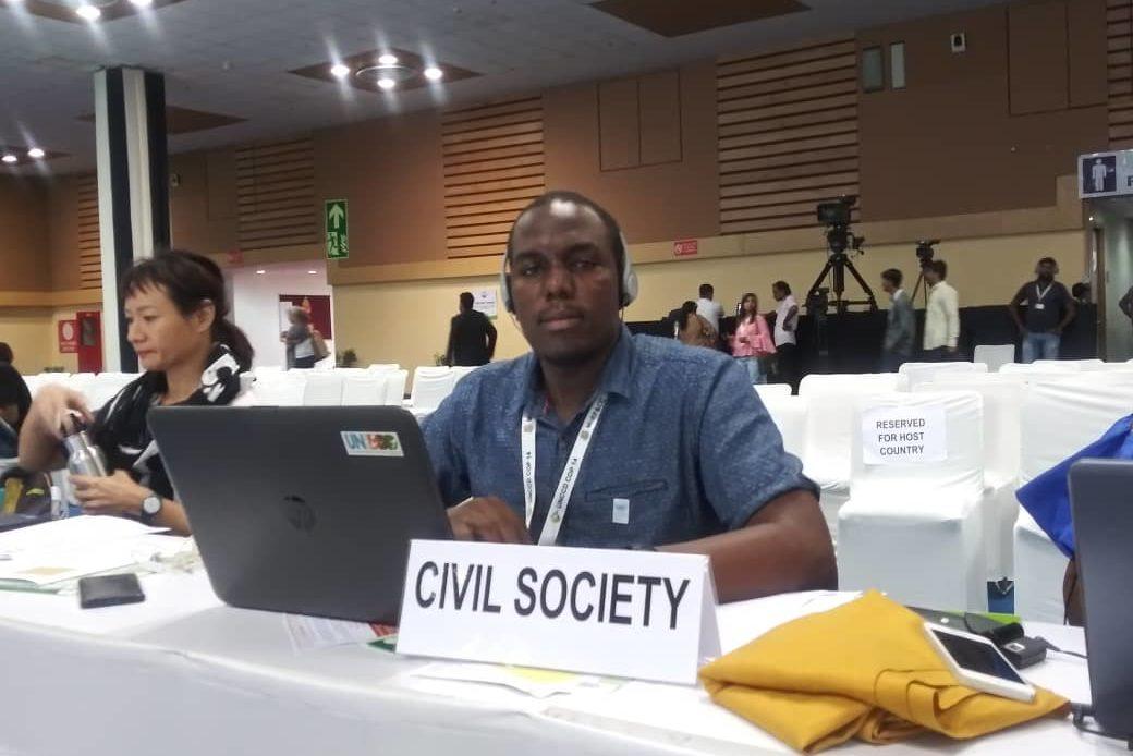 Lutte contre la désertification UNCCD/COP 14 : Participation de l'ONG guinéenne AGEDD