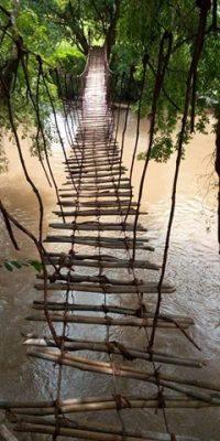 Mali : l'effondrement d'un pont en liane fait un mort à Doghel Sigon