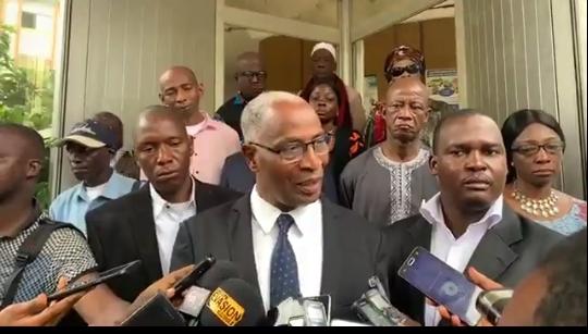 Consultation nationale : Bah Oury défavorable à un changement constitutionnel