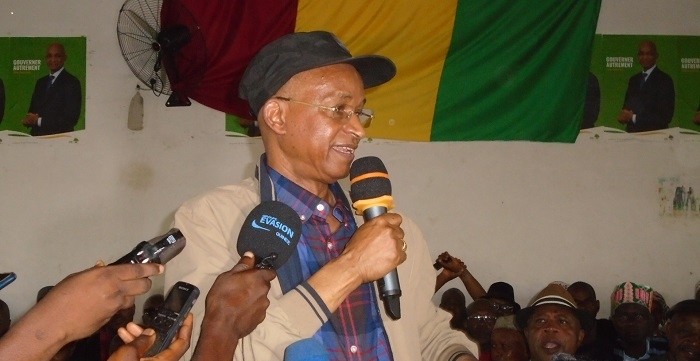 """""""Nous exigeons la libération immédiate de monsieur Sanoh"""", Cellou Dalein Diallo"""