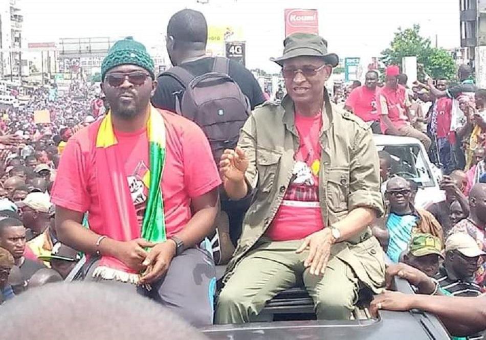 Conakry: Grande mobilisation des opposants au projet de changement constitutionnel