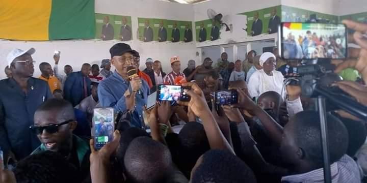 Conakry: Cellou Dalein annonce de nouvelles manifestations sur l'Autoroute
