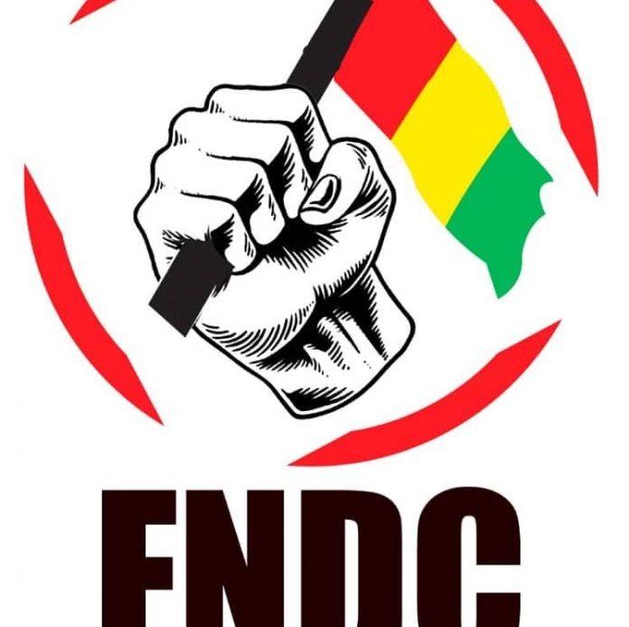 Le FNDC est autorisé à marcher jeudi à Conakry, mais l'itinéraire a été modifié