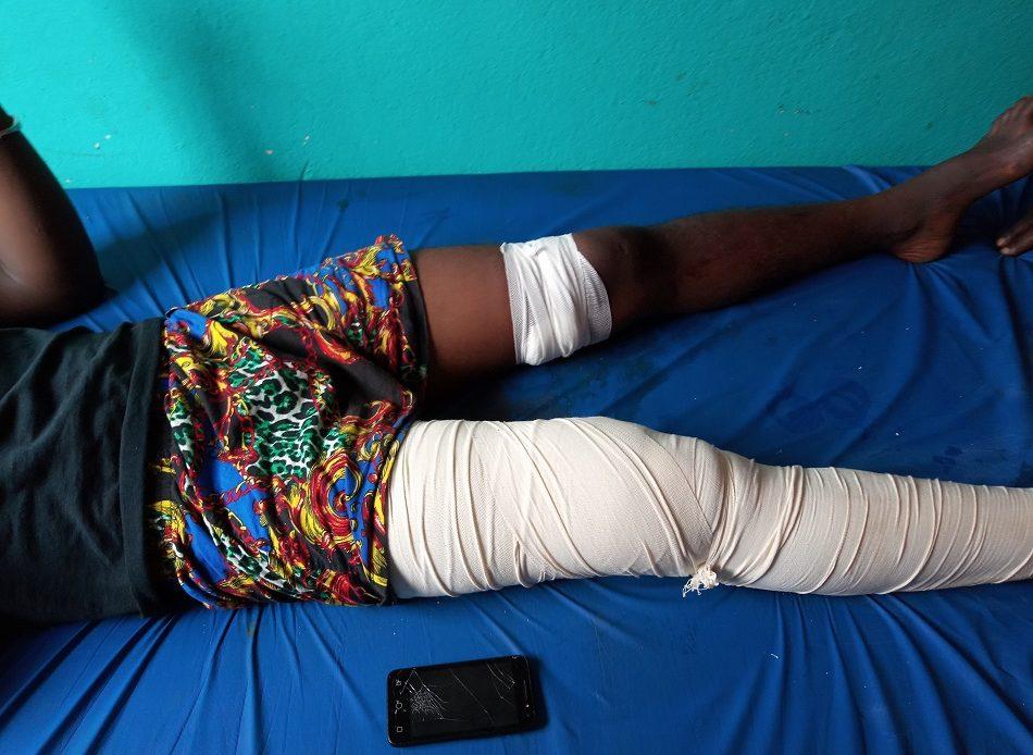 """Tant de manifestants tombés sous les balles des forces de """"l'ordre"""""""