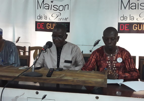 Manifestation du 14 octobre : Le CODHONM met en place un centre de documentation et de monitoring
