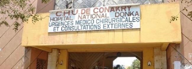 Accueil du Président Condé: la direction de l'Hôpital National Donka invite tous ses travailleurs à une forte mobilisation