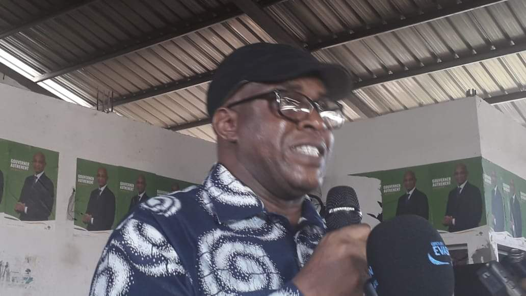 """Manifs: """"Les forces de l'ordre viennent sur le terrain armées"""", dit Fodé Oussou"""