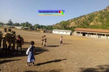 Siguiri : un enfant tué par un serpent dans une salle de classe