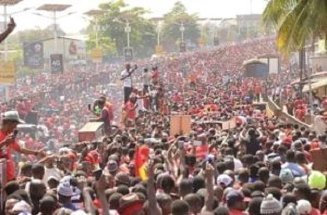 Le FNDC veut faire de la manif du 26 novembre la plus grande mobilisation jamais enregistrée en Guinée