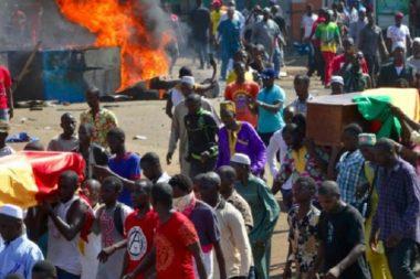 Manifs du FNDC, violences et meurtres :  important communiqué conjoint de l'ONU, l'UE, les USA et la France