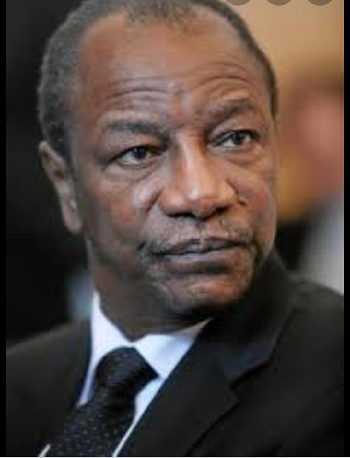 Guinée : Alpha Condé procède à un mini-remaniement de son gouvernement