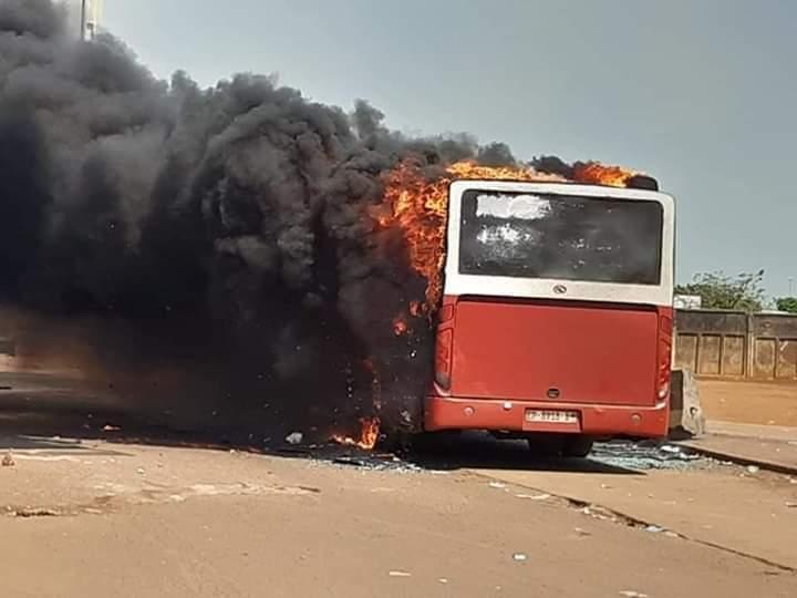 Conakry : la manifestation du FNDC violemment réprimée par les forces de l'ordre