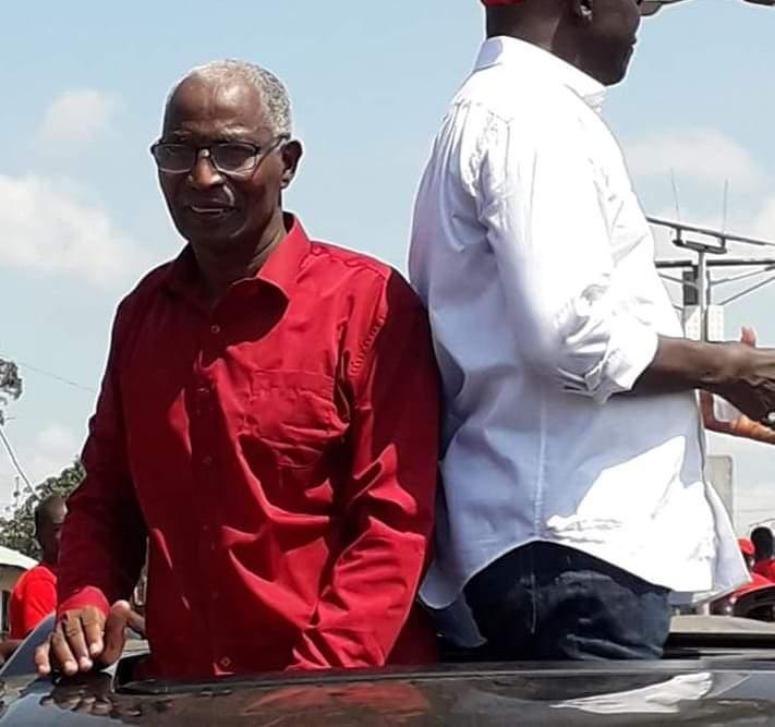 Contestation contre le troisième mandat: Bah Oury aussi descend dans la rue