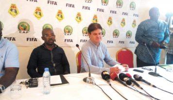 Syli national de Guinée: liste des 23 joueurs convoqués pour les éliminatoires de la CAN 2021