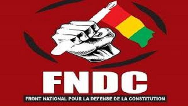 """Le FNDC appelle à """"une manifestation sans précédent le jeudi 07 novembre"""""""