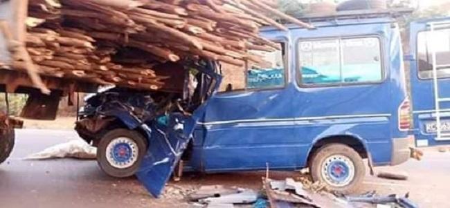 Manéah/Coyah: deux joueurs de Wakriya AC périssent dans un accident