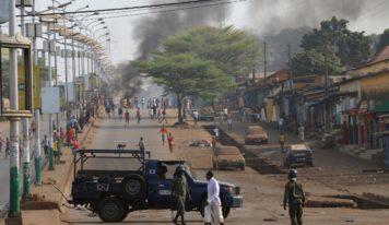 Conakry : vive tension après l'enterrement de 8 jeunes au célèbre cimetière de Bambéto