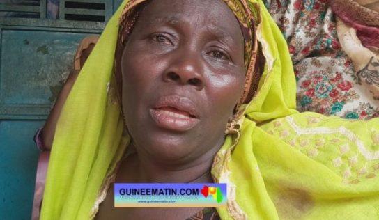 Saïdou Diallo, un militant du FNDC, tué à Conakry : la réaction de sa mère