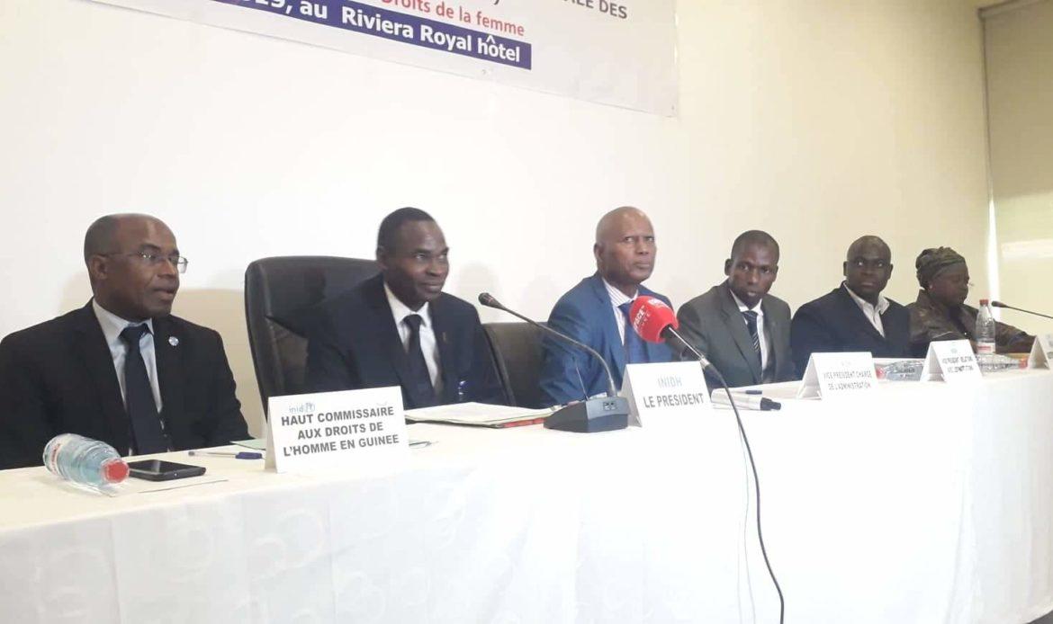 Guinée : l'INIDH plaide pour la facilitation du monitoring des élections législatives