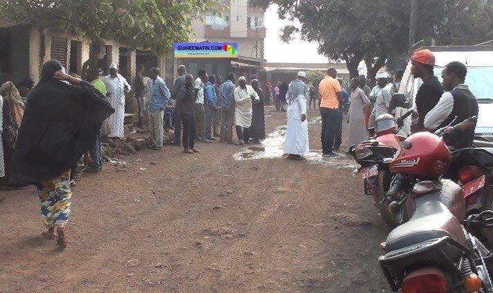 Manifs du FNDC contre le 3ème mandat : que de larmes à Cosa après la mort de 2 autres jeunes