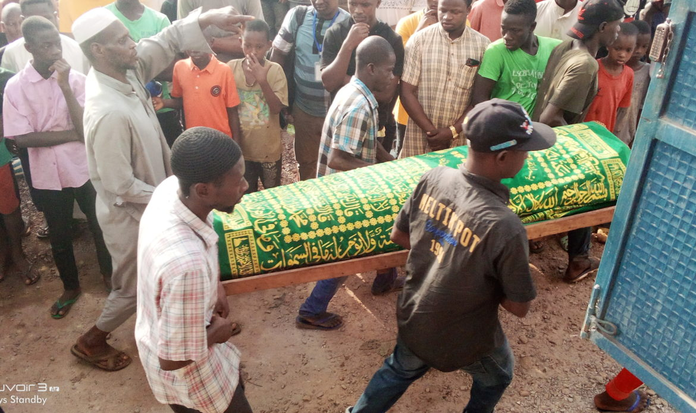 Cosa : Mamadou Moussa Barry a été inhumé ce mardi.