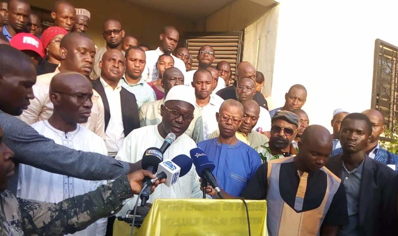 Le gouvernement accuse le FNDC de ternir l'image de la Guinée (communiqué )