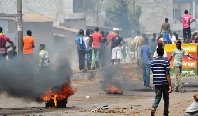 Violences à Kankan : le ministère de la Justice compte entamer des poursuites