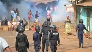 Conakry: deux jeunes tués au cours d'une manifestation