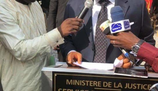 Procès des massacres du 28 septembre : le gouvernement pose la première pierre de l'édifice devant l'abriter