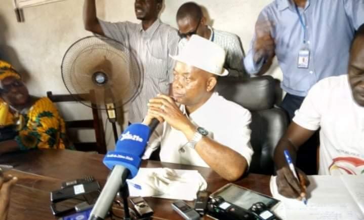 Détention des enseignants: Aboubacar Soumah remobilise les membres du SLECG
