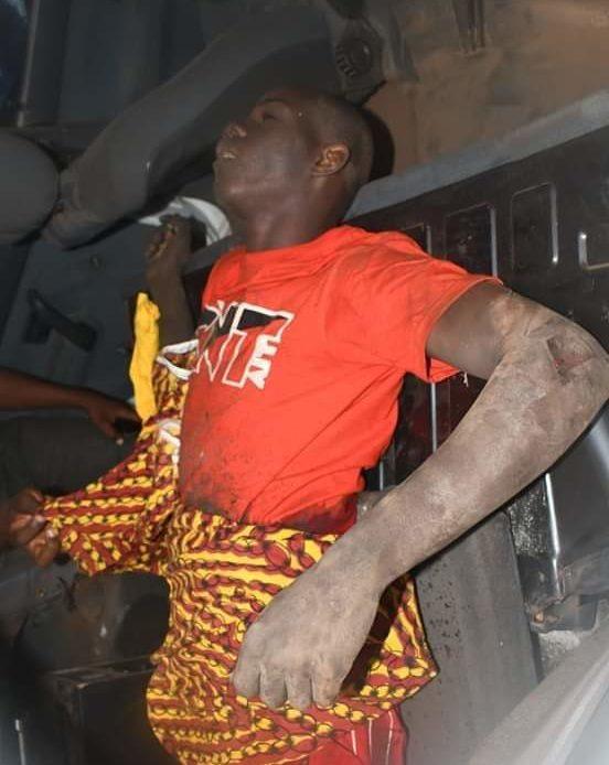 Urgent: Mamadou Moussa Barry tué par balle à Cosa