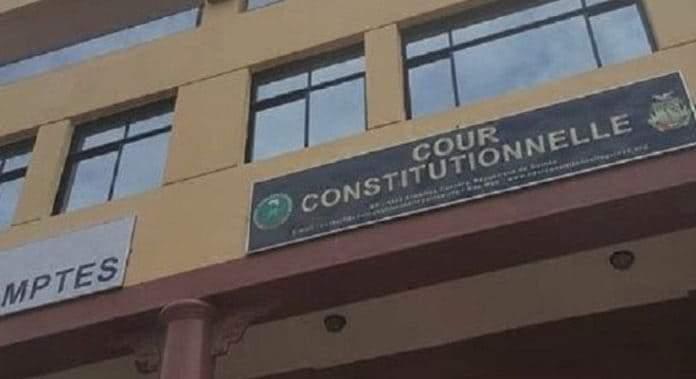 La Cour constitutionnelle rejette une requête de l'opposition