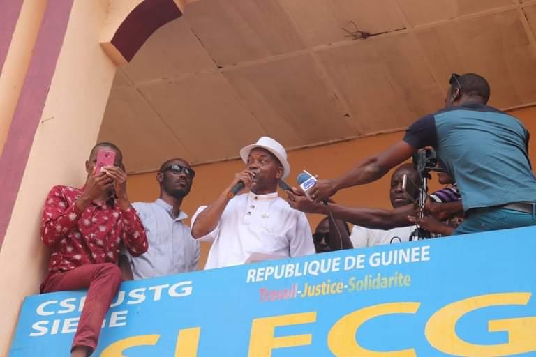 Grève du SLECG : le gouvernement entamera des négociations avec le bureau exécutif lundi