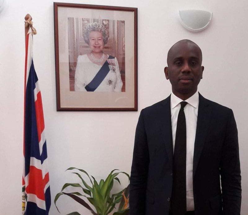 Décret : Alpha Condé nomme Kader Yacine Barry au ministère de l'Enseignement supérieur