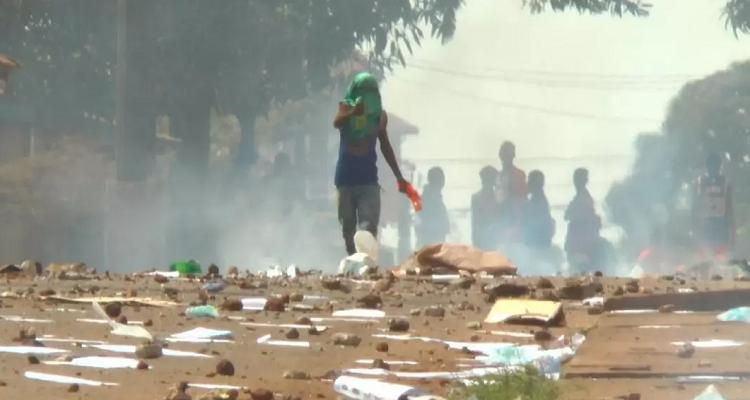 Massacre, fosses communes, à Nzérékoré : 119 morts, selon le FNDC