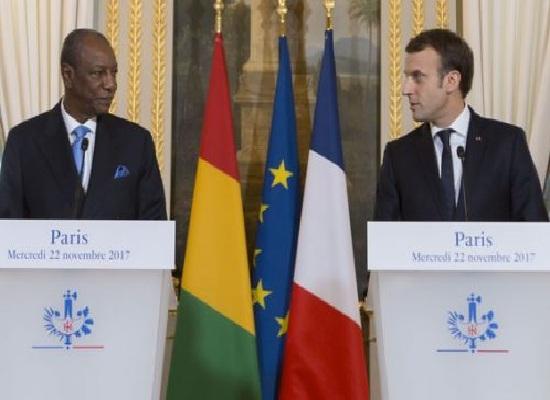 """Référendum en Guinée: Jusqu'où ira le """"bras de fers"""" entre Paris et Conakry?"""