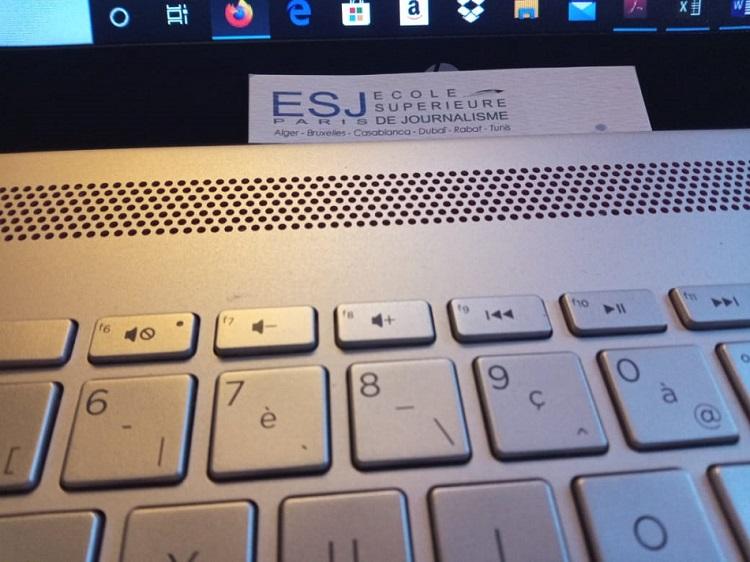 Data journalisme à l'ESJ dès janvier 2021