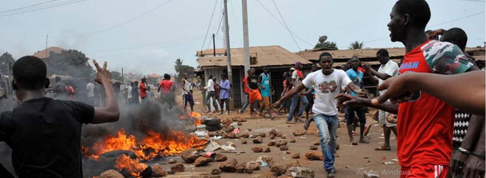 Guinée: les autorités alimentent le cycle de la répression dans le contexte du COVID-19 (Amnesty international)