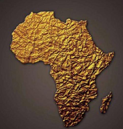 10 pays contrôlent 50% des réserves mondiales d'or (quid de l'Afrique ?)