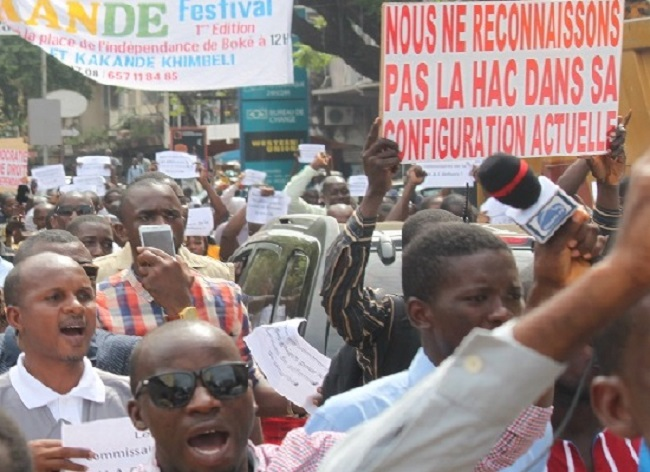 Guinée : le ton monte à la veille du vote d'une Loi controversée sur la Haute Autorité de la Communication