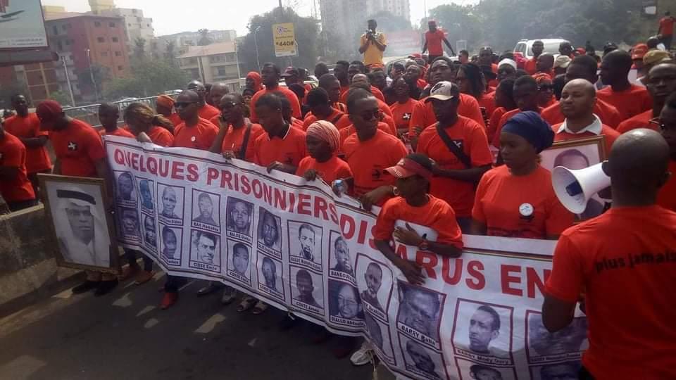 Après des mois, les 8 cadavres des récentes manifestations seront restitués à leurs parents