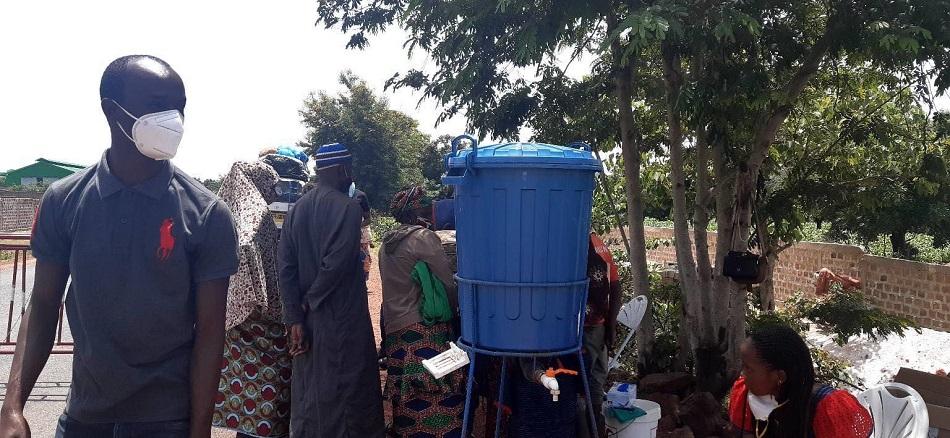 Covid 19 en Guinée : Labé démunie de cordons sanitaires