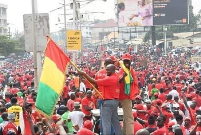 Dernière minute : le FNDC se plie à l'interdiction de la marche du 08 juillet