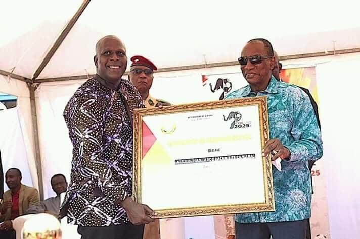 COCAN 2025: Titi Camara prend ses distances avec Bantama Sow