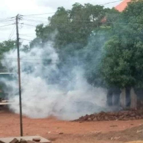 Manifestation à Siguiri : intervention musclée des forces de l'ordre. Des blessés signalés