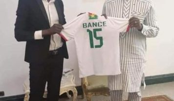 Football : Aristide Bance du Horoy AC met un terme à sa carrière internationale