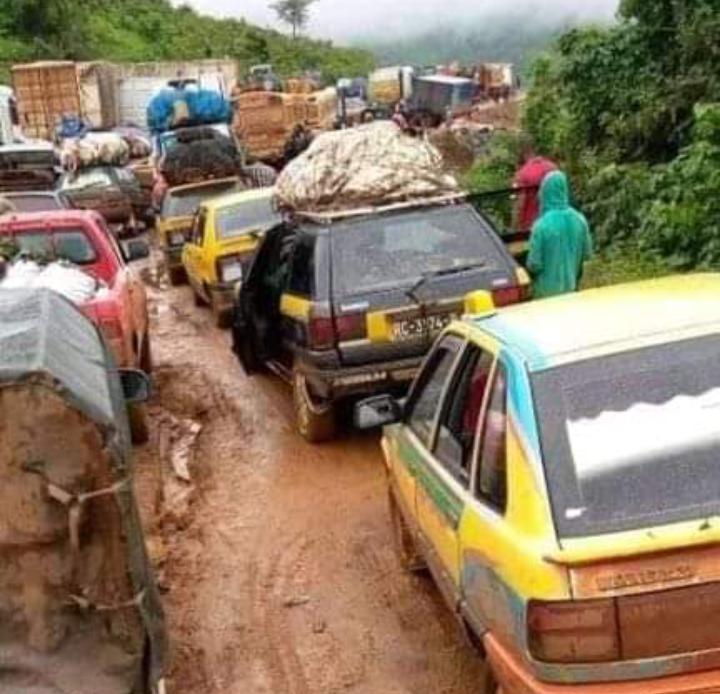 Réseau routier guinéen : plus de deux jours de route entre Conakry-Labé