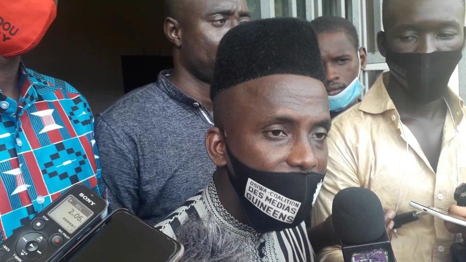 """""""C'est un devoir pour le journaliste de faire des enquêtes"""", rappelle Sidi Diallo du Syndicat de la presse privée"""